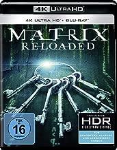 Matrix Reloaded 4K, 2 UHD-Blu-ray