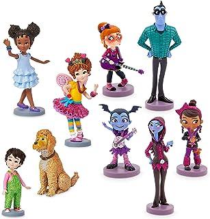 Disney Fancy Nancy & Vampirina Deluxe Figure Play Set
