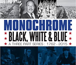 Monochrome: Black, White & Blue