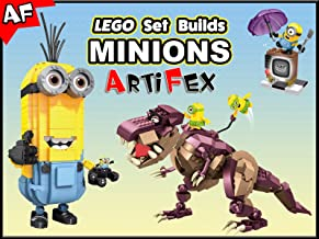 Clip: Lego Set Builds Minions - Artifex