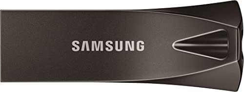 Samsung BAR Plus 32GB - 200MB/s USB 3.1 Flash Drive Titan Gray (MUF-32BE4/AM)