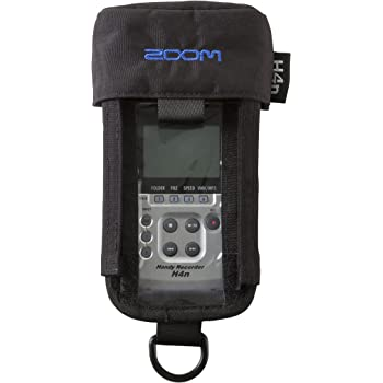 Zoom PCH-4n Protective Case for Zoom H4n (Black)