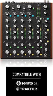 RANE DJ Tabletop Rotary Mixer with Dual USB Ports, Submix Bus, Extensive EQ and High-Resolution Sound (MP2015)