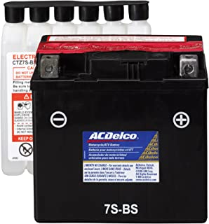 ACDelco ATZ7SBS Specialty AGM Powersports JIS 7S-BS Battery
