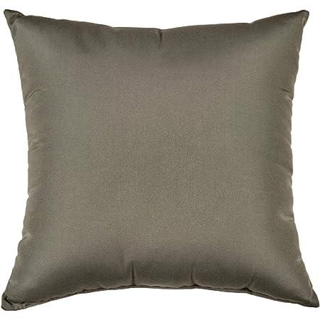 Sunbrella Canvas Indoor Outdoor Pillow 20 X 12 Black Arts Crafts Sewing