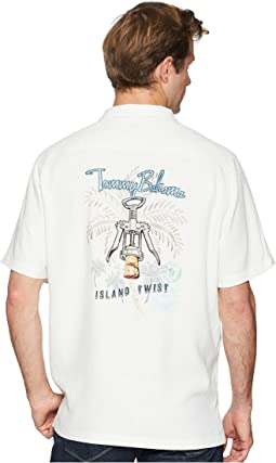 Island Twist Camp Shirt