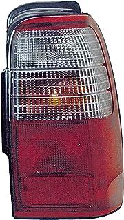Dorman 1611217 Passenger Side Tail Light Assembly for Select Toyota Models