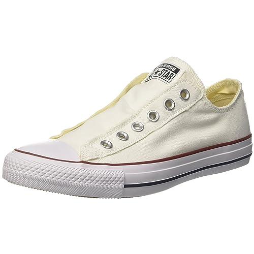 72f4ea406b Converse Ctas Slip On Ox 015710-550-121 Unisex - Erwachsene Sneaker