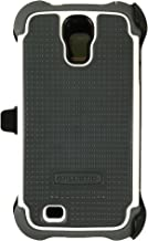 Ballistic AGF SG Maxx Case with Holster for Samsung Galaxy S4 - Retail packaging - Grey / White
