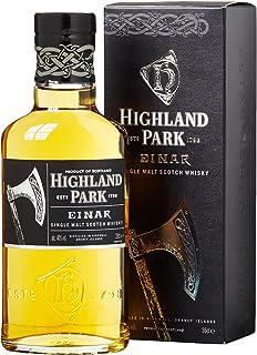 Highland Park EINAR Warriors Edition Whisky mit Geschenkverpackung 1 x 0.35 l
