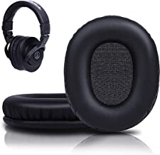 M30X Headphones Ear Pads, Rose Gold M40X Foam Ear Pads Cushions for Audio Technica ATH M50X M40 M50