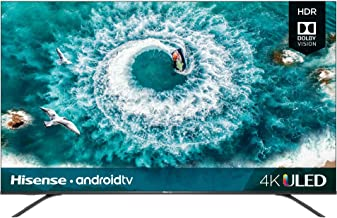 Hisense 65H8F 65-Inch 4K Ultra HD Android Smart ULED TV HDR (2019)