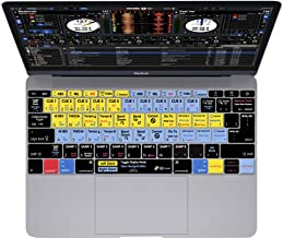 Serato DJ Keyboard Cover for MacBook 12