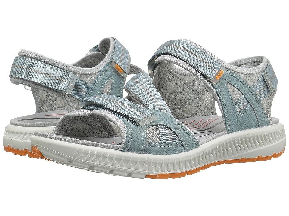 ECCO Sport Terra 3S Sandal (Arona/Papaya) Women