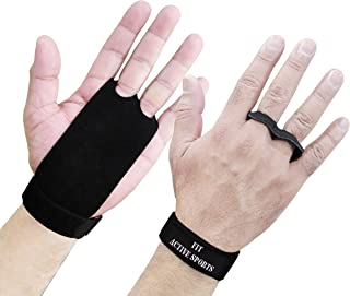 Best Gymnastics Grips for Maximum Hand Protection. No Rips, Weight Lifting Gloves Alternative. Great for Pull Ups, Muscle Ups, Toes to Bar, Kettle Bell Swings, Cross Training,Weightlifting, and More