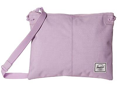 Herschel Supply Co. Alder (Lavendula Crosshatch) Cross Body Handbags