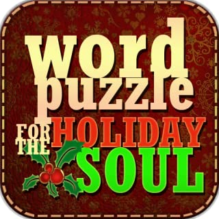 WORD PUZZLE for the HOLIDAY SOUL