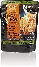 Miracle Noodle Ready to Eat Meals Variety Pack, 10 oz (Pack of 4), Pad Thai, Japanese Curry, Vegan Spaghetti Marinara, Thai Thom Yum, Shirataki Noodles, Pasta Alternative, Gluten Free, Paleo Friendly