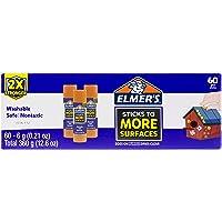 60-Count Elmers Extra Strength School Glue Sticks (6 Gram)