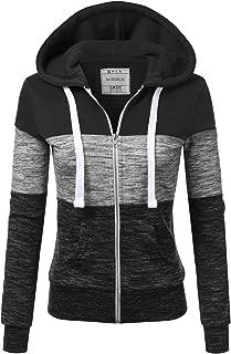 Best long black zip up hoodie Reviews