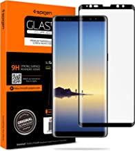 Spigen Glas tR Curved Galaxy Note 8 Screen Protector [ Tempered Glass ] [ Case Friendly ] for Samsung Galaxy Note 8 (2017)