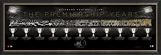 Sport Entertainment Products Richmond Signed 'The Premiership Years'