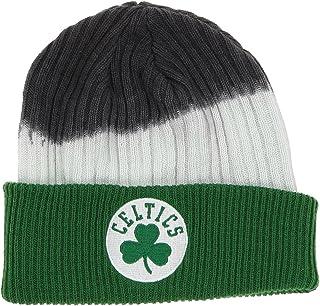1d430814880cb8 NBA Boston Celtics Dip Dye Cuffed Knit Beanie
