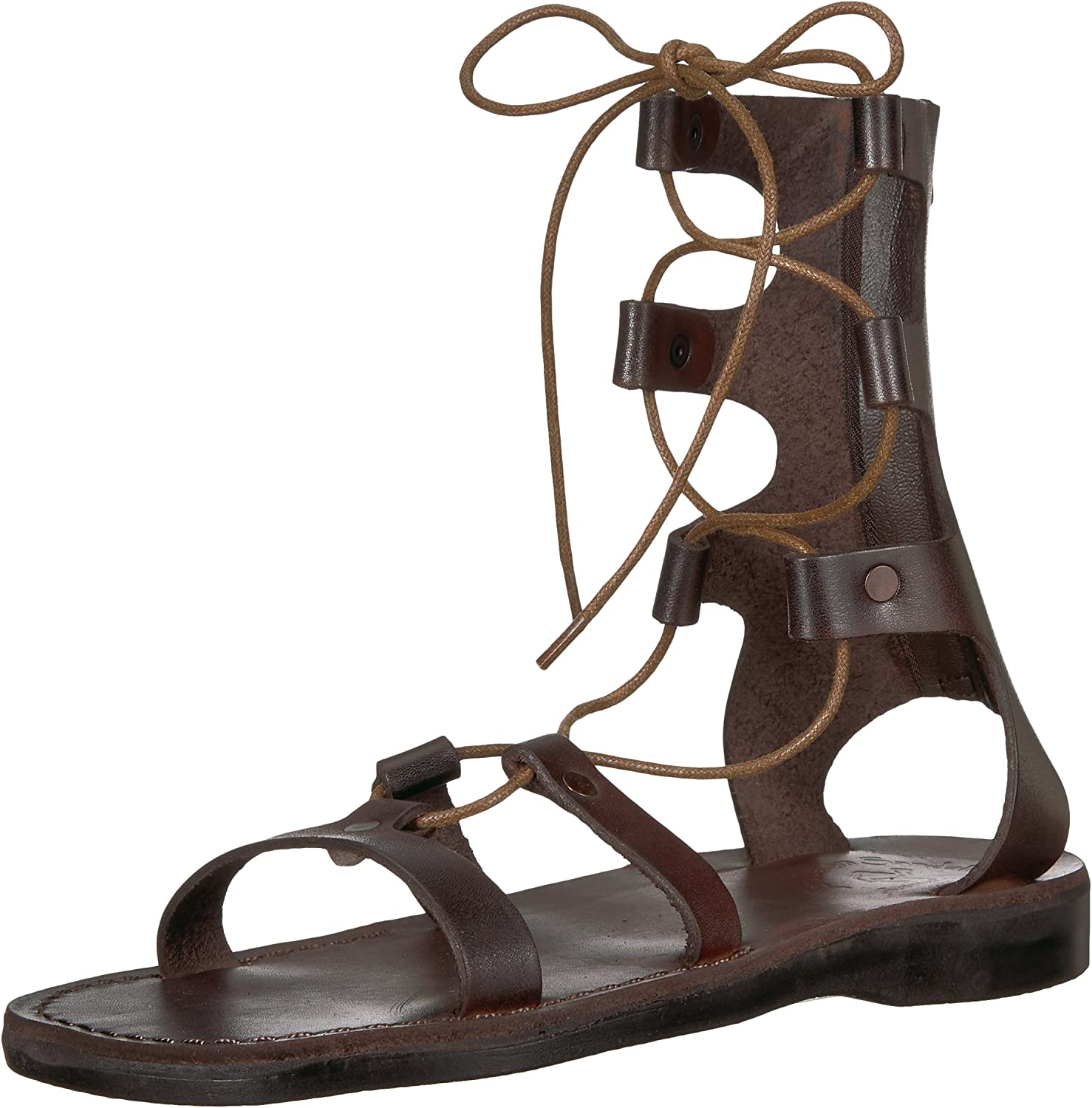 Rebecca Online limited product - Leather Gladiator Lace Womens Sandal Up Phoenix Mall Sandals
