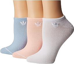 adidas Originals - Originals Superlite No Show Sock 3-Pack
