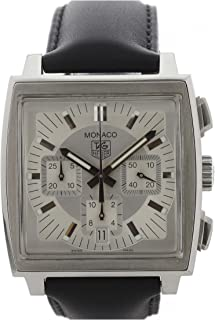 Tag Heuer Monaco Automatic-self-Wind Male Watch CW2112 (Certified Pre-Owned)