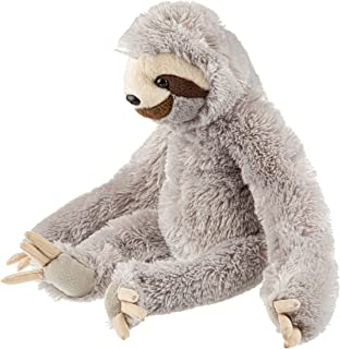 Wild Republic Sloth Plush, Stuffed Animal, Plush Toy, Kids Gifts, Large, Sloth Party Supplies, 13 inches
