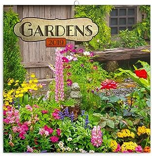 Garden Calendar - Calendars 2018 - 2019 Wall Calendar - Nature Calendar - Wall Calendar by Presco Group