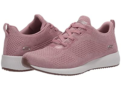 BOBS from SKECHERS Bobs Squad Glitz Maker (Pink) Women