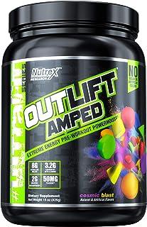 Nutrex Outlift Amped. Cosmic Blast - 426g