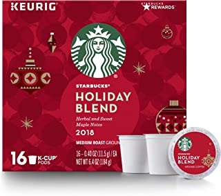 fresh market holiday blend coffee