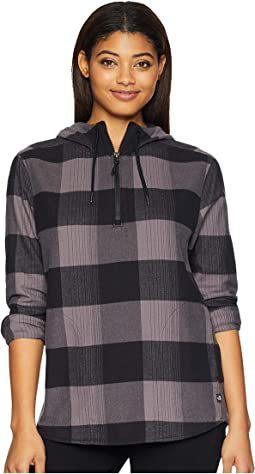 Rabbit Grey Large Bowden Plaid