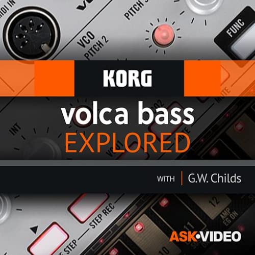 volca bass Explored For Korg by Ask.Video