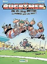 Livres Les Rugbymen T1: On va leur mettre les poings sur les yeux PDF