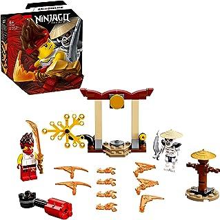 LEGO NINJAGO Efsanevi Savaş Seti – Kai ile Skulkin 71730 - Çocuklar için Ninja Oyuncak Yapım Seti (61 Parça)
