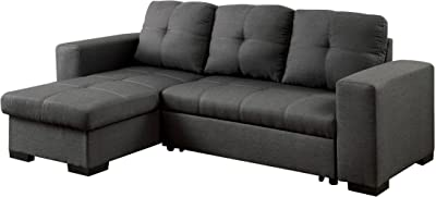 William's Home Furnishing Denton Sofas, Gray
