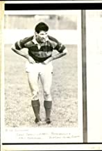 Vintage photo of Sean Lineen, Boroughmuir and Scotland Rugby