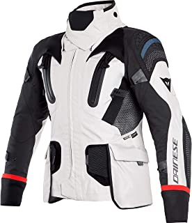 Dainese Antartica Gore-Tex Jacket (62) (Light Grey/Black)