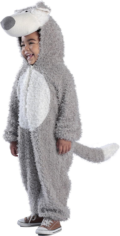 100% autentico Baby & Kids Big Big Big Bad Wolf Disfraz para Halloween  Precio por piso