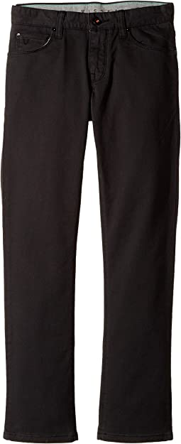 VISSLA Kids - Profile Stretch Twill Pants (Big Kids)