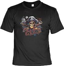 Laiberl Leiberl Leiberl T-shirt met doodshoofd, vo...