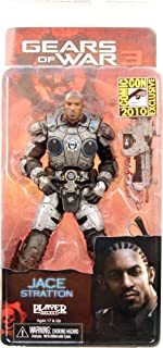 Gears Of War 3 Jace Stratton SDCC San Diego Comicon Exclusive Action Figure