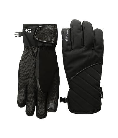Seirus St Heatwave Plus Vanish Gloves (Black) Extreme Cold Weather Gloves