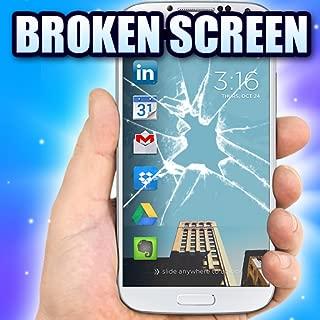 Crack Screen Prank app
