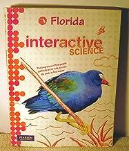 Pearson Florida Interactive Science Grade 4 Student Edition