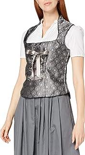 Stockerpoint Damen Mieder Maxi Mode-Weste, anthrazit, 8